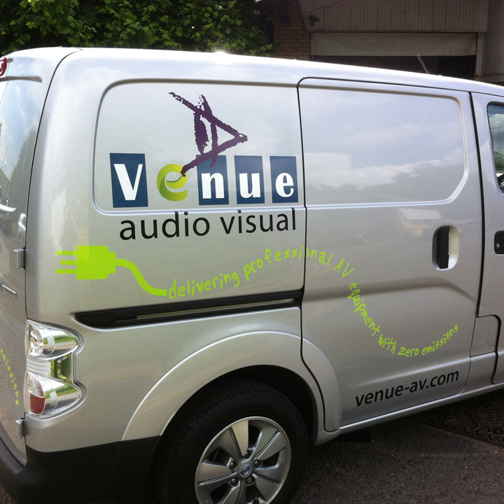 Van Wrapping | Vehicle Graphics
