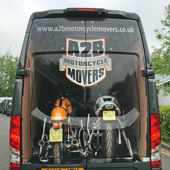 Van Wrapping | Vehicle Signs Cambridge