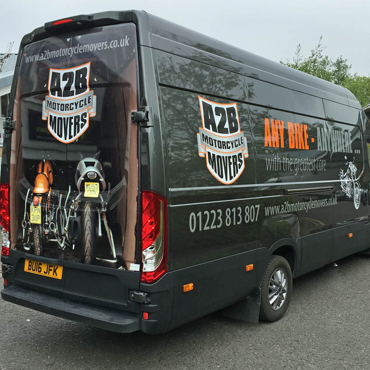 Vehicle Wrapping | Van Wraps | Cambridge