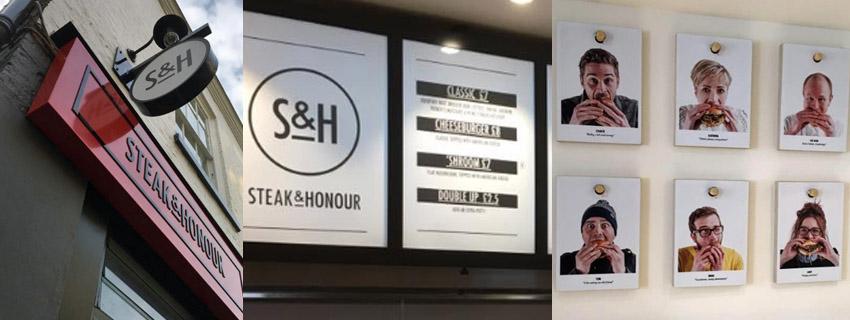 Restaurant Signs   Shop Signage