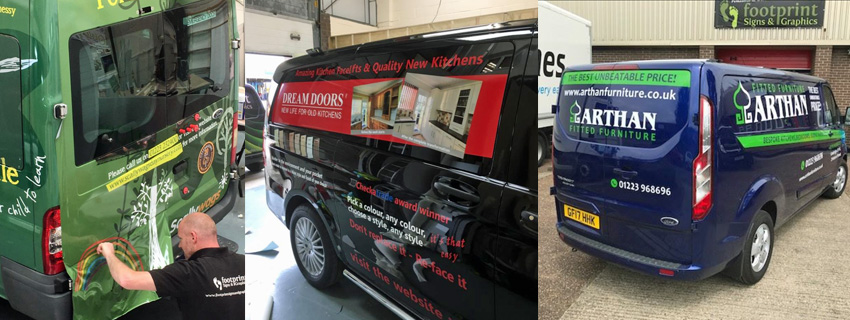 Van Wrapping | Car Wraps | Van Wraps