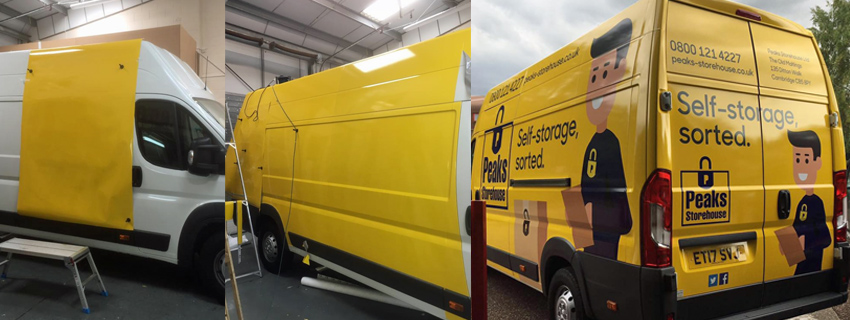 Van Wrapping | Car Wraps | Vehicle Wrap Graphics