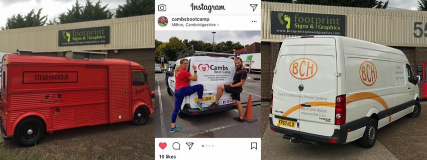 Van Wraps | Van Wrapping