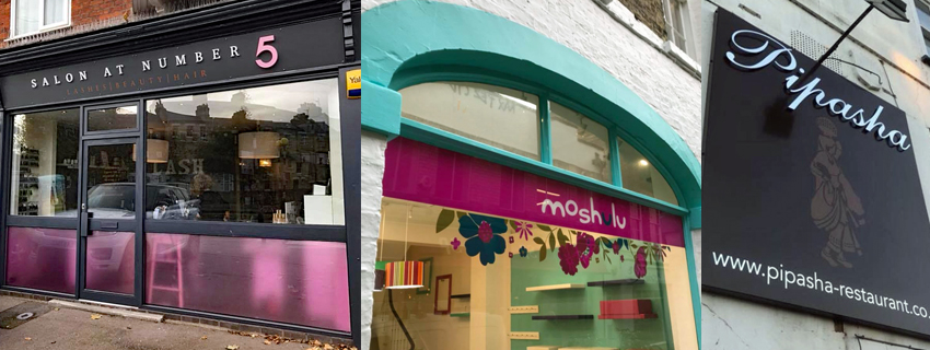 Retail Fascias | Shop Signs | Retail Signs and Graphics