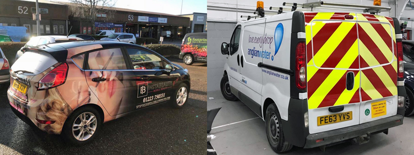 Car Wrap   Car Wrapping   Van Wrapping