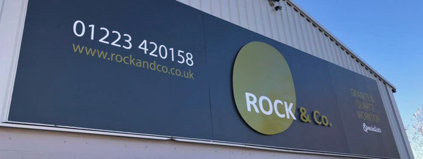 Fascia Signs | Warehouse Signs | Building Signs and Graphics