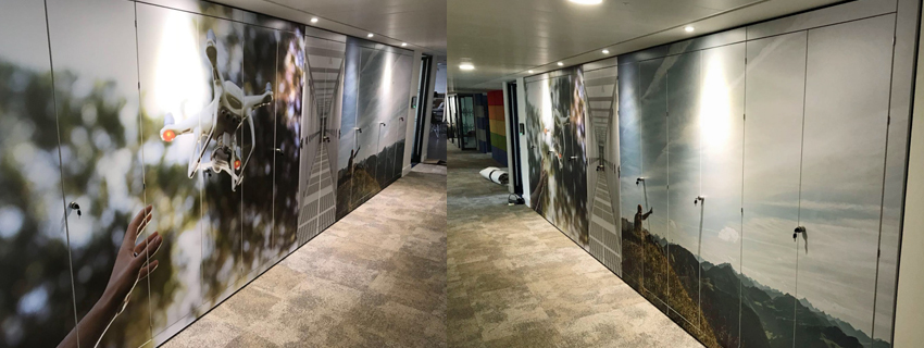 Wall Murals | Wide Format Printing