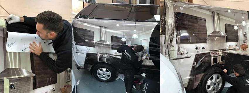 Van Wrapping | Car Wrap | Vehicle Wraps