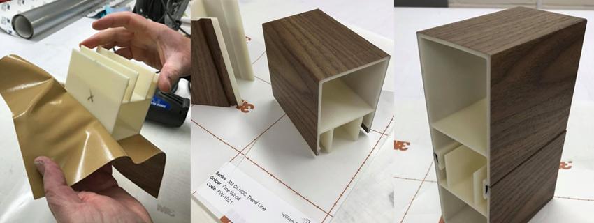 Refurbishment Vinyl Film | 3M DI-NOC Film | Architectural Film