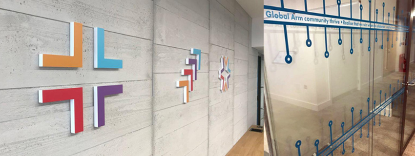 Window Graphics | Glass Manifestations | Wall Graphics