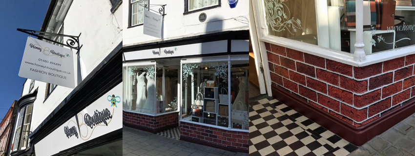 Retail Shop Fascias | Shop Signs | Signage | Cambridge
