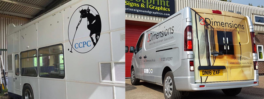 Van Wrapping | Vehicle Graphics | Bus Graphics