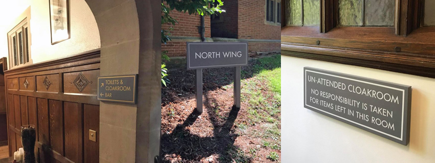 Wayfinding Signs | Building Signage | Signs and Graphics