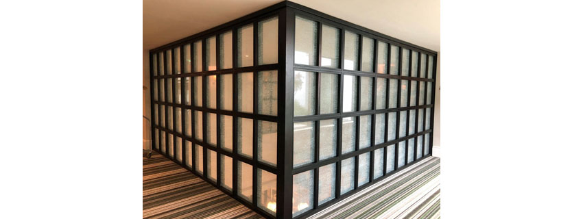 Glass Privacy Film | Glass Window Treatments