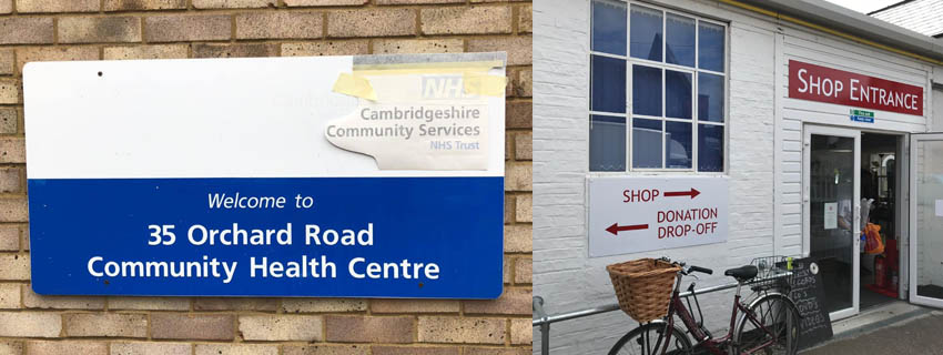 Wayfinding Signage | Signmakers Cambridge | Footprint Signs & Graphics