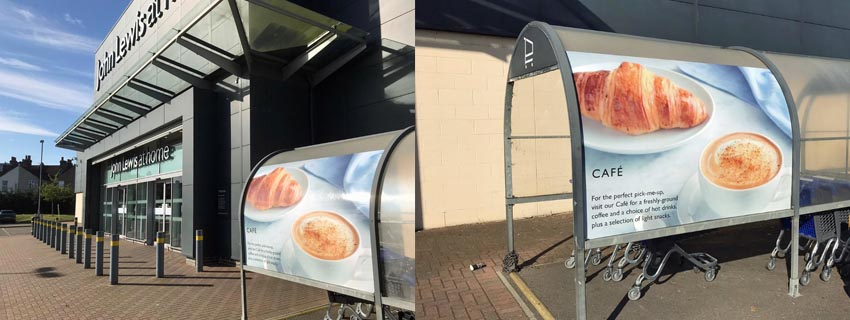 Outdoor Signs | Outdoor Advertising | Window Graphics