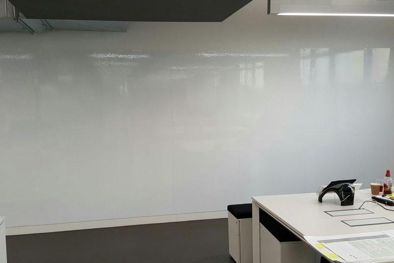 Dry Wipe Wallcoverings Dry Erase Wallpaper Footprint