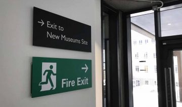 Wayfinding Signage | Signmakers Cambridge
