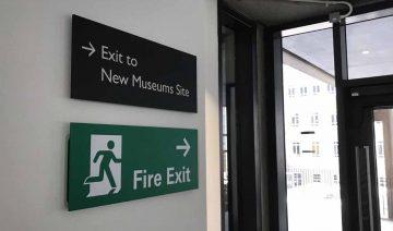 Wayfinding Signage | Signmakers Cambridge