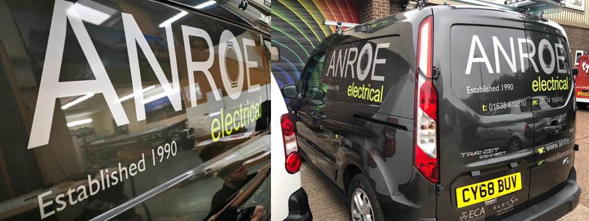 Van Wraps | Vehicle Wrapping